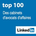 TOP 100 des Cabinets d'avocats d'affaires Linkedin