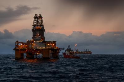 Conseil d'une compagnie pétrolière lors de son rachat à Total de deux blocs d'exploration